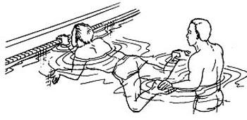 آموزش شنا قورباغه